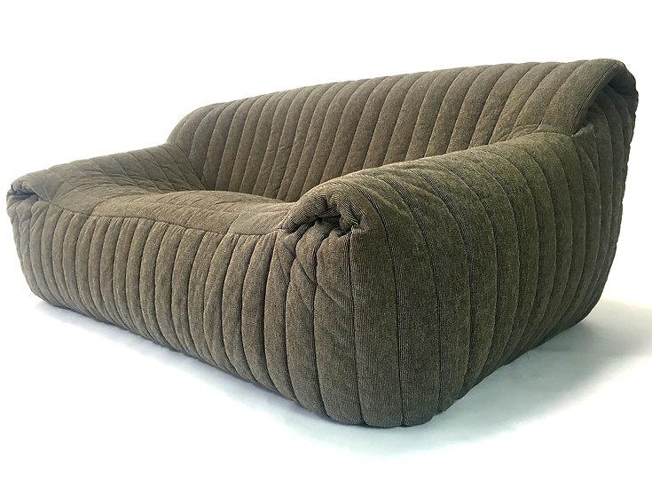 Vintage Cinna Lounge Sofa by Annie Hieronimus for Cinna, 1977