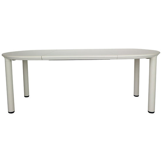 Round/ Oval Extendable Dinning Table #720 by Dieter Rams for Vitsoe, 1972