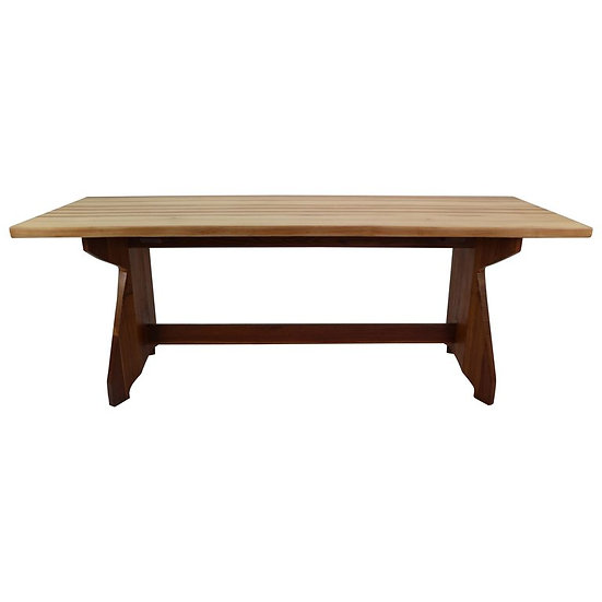 Jacob Kielland Brandt table handcrafted for Christiansen, 1960s