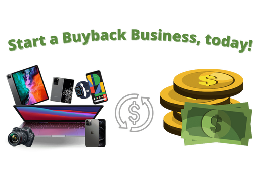 Start making money with your phone flipping business today