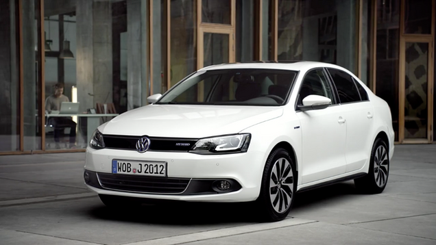Volkswagen - Jetty Hybrid