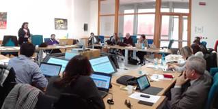 VECTOR – ERASMUS + project: kick-off meeting in Florence