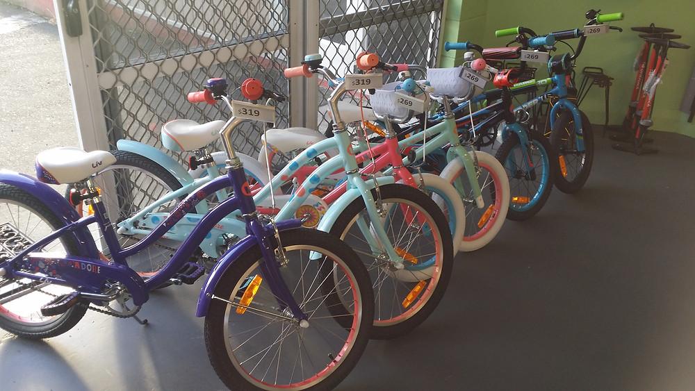 2018 Giant Bikes NZ