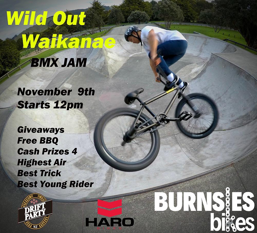 Wild Out Waikanae