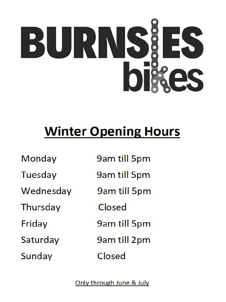 Burnsies Bikes