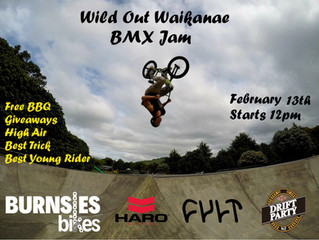 Wild Out Waikanae 2021!!