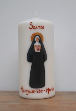 Ste Marguerite-Marie Alacoque