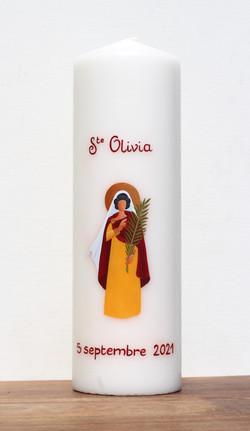 Ste Olive de Palerme