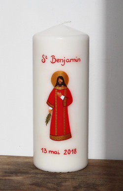 St Benjamin de Perse
