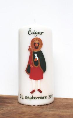 St Edgar le Pacifique