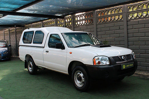 2016 Nissan NP300 2.5TDi