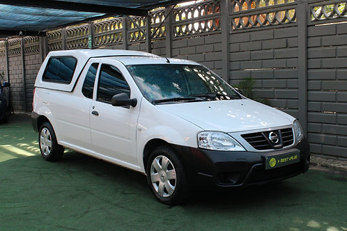 2016 Nissan NP200 1.6 Safety Pack