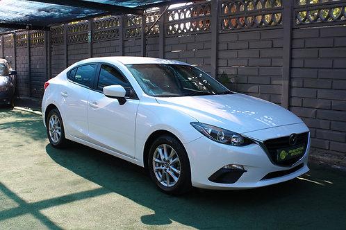 2015 Mazda 3 1.6 Original Sedan