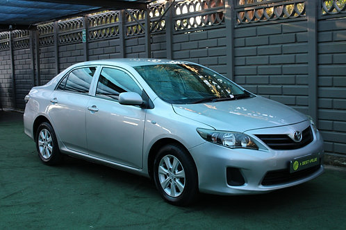 2014 Toyota Corolla Quest+