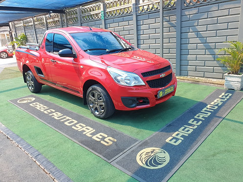 2015 Chevrolet Utility Force 1.4i P/U S/C