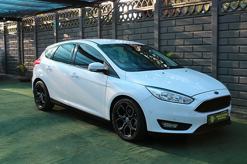 2015 Ford Focus 1.0 Ecoboost Trend