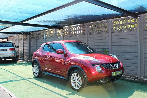 2013 Nissan Juke 1.6 Acenta+Cvt