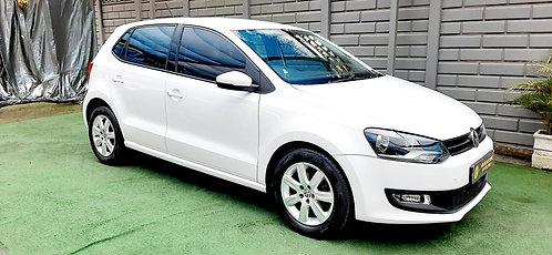 2010 Volkswagen Polo 1.6 Comfort