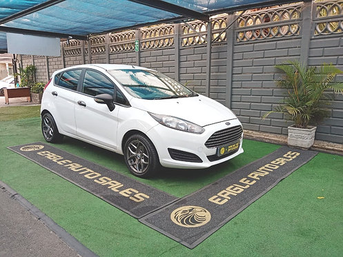 2014 Ford Fiesta 1.4 Ambiente 5Dr