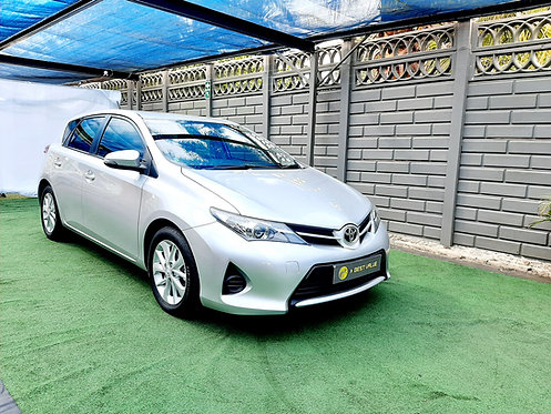 2015 Toyota Auris 1.6Xi