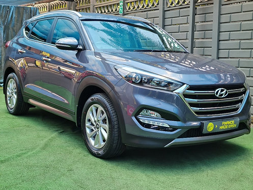 2017 Hyundai Tucson 1.6 Turbo Executive