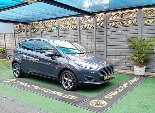 2013 Ford Fiesta 1.0 Econetic 5Dr