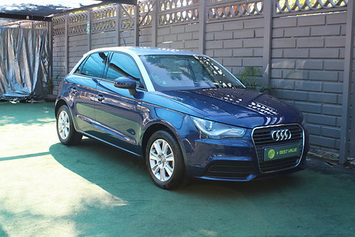 2013 Audi A1 1.2TFSi Ambition