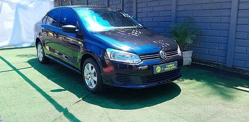 2011 Volkswagen Polo 1.6 Trendline