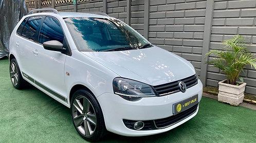 2014 Volkswagen Polo Vivo 1.6 Maxx 5Dr