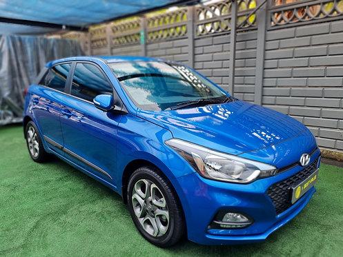 2018 Hyundai i20 1.4 Fluid 5Dr