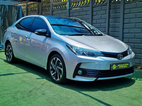 2019 Toyota Corolla 1.6 Prestige Plus CVT