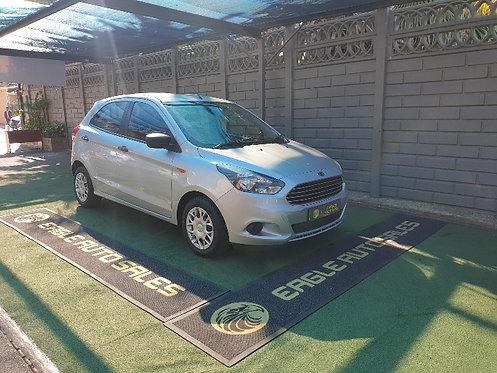 2017 Ford Figo 1.5 Ambiente 5Door