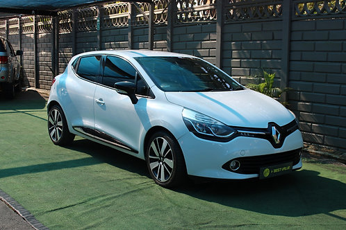 2013 Renault Clio IV Dynamique