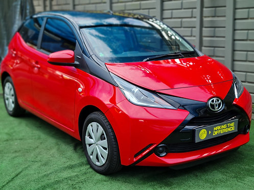 2017 Toyota Aygo 1.0 X-Play 5Dr