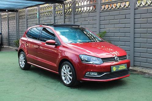 2014 Volkswagen Polo 1.2TSi High