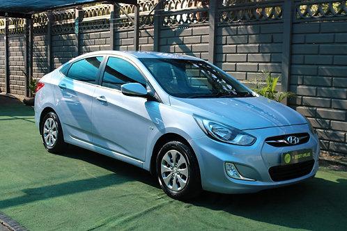 2012 Hyundai Accent 1.6 Fluid