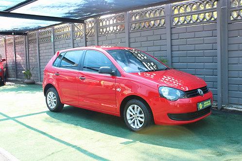 2014 Volkswagen Polo Vivo Trend