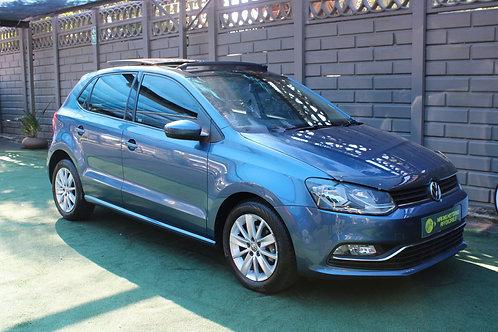 2015 Volkswagen Polo 1.2TSi Comfort
