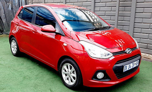2015 Hyundai Grand i10 1.2 Fluid
