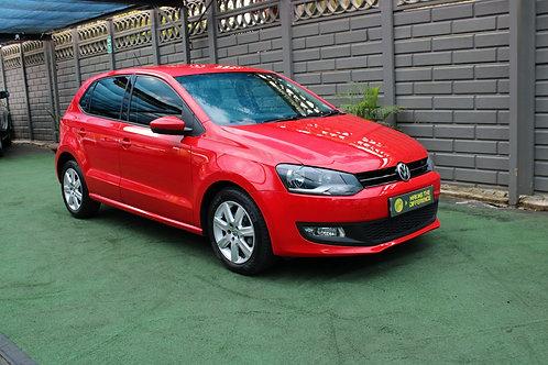 2012 Volkswagen Polo 1.6 Comfort