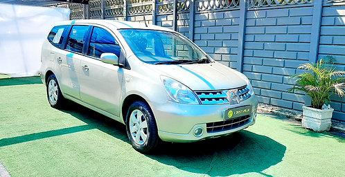 2009 Nissan Grand Livina 1.6acenta+