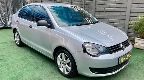 2013 Volkswagen Polo Vivo 1.4i Blueline Sedan