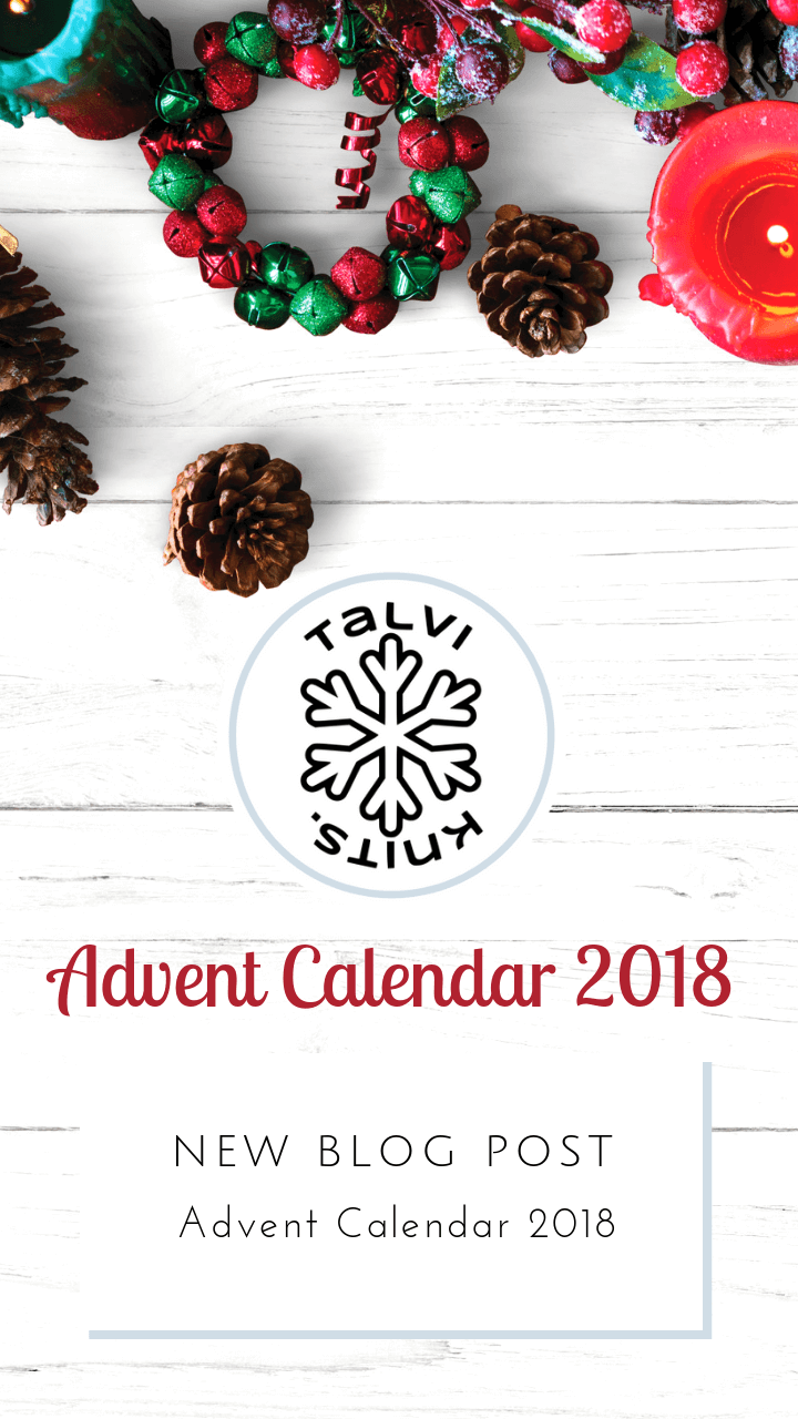 talvi knits Advent Calendar 2018