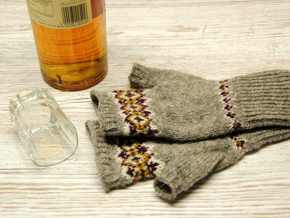 Blended Scotch Mitts