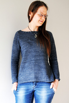 Torran :: sweater knitting pattern