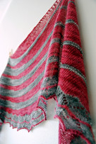 Swing Revival :: shawl knitting pattern