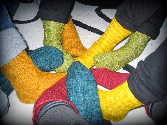 Sock Swap!