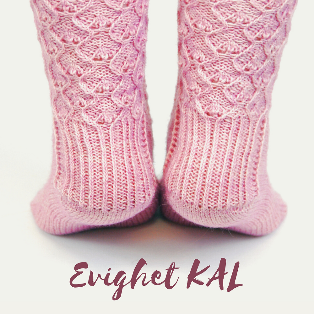 Eviget KAL starts May 1, 2020
