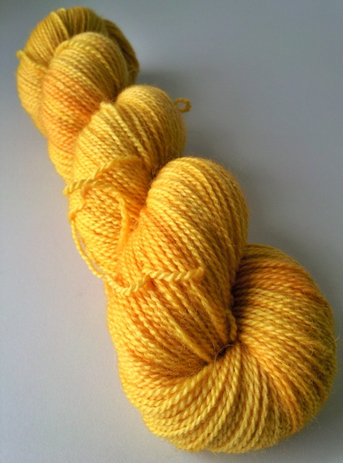 World of Wool 2-ply BFL/nylon