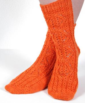 Tilly's Socks :: sock knitting pattern